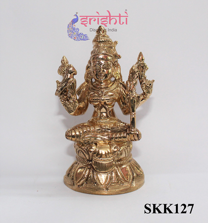 SKPU-Bronze Kamakshi-3.3 Inches USA & CANADA