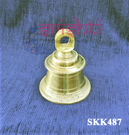 SKBU-Brass Door Hanging Bell