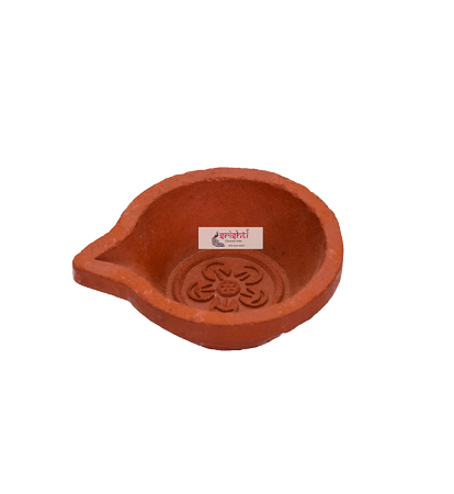 SSCU-Clay Diya-M03 (Pack of 10) USA & CANADA