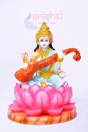 SDGU-Lotus Saraswathy-7 Inches USA & CANADA