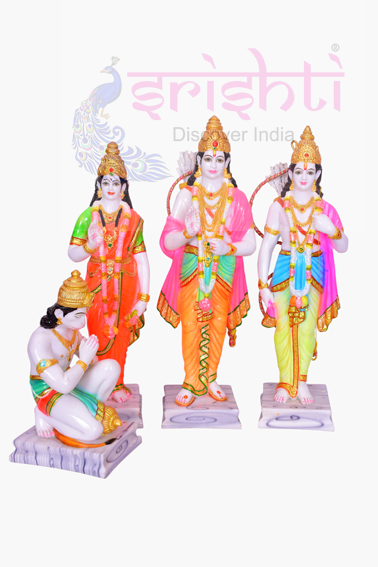 SDGU-Ram Parivar Set-15.5 Inches