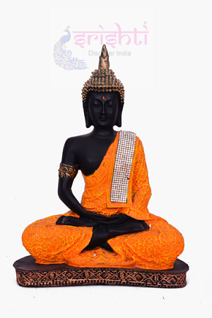 SDGU-Meditation Buddha-9 Inches USA & CANADA