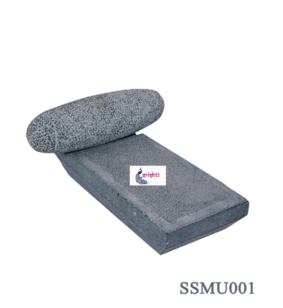 SSSU-Spices Grinding Stone Model 1 USA & CANADA