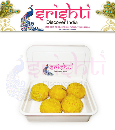 SRSS-Fresh Sweets Boondhi Laddu  USA & CANADA