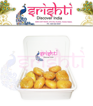 SRSS-Fresh Sweets Badusha Small USA & CANADA
