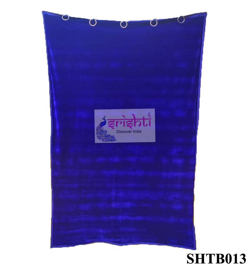 SHTC-Temple Screen Velvet Blue-M03