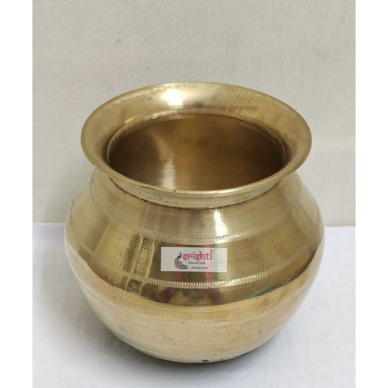 SPAU-Bronze Pot