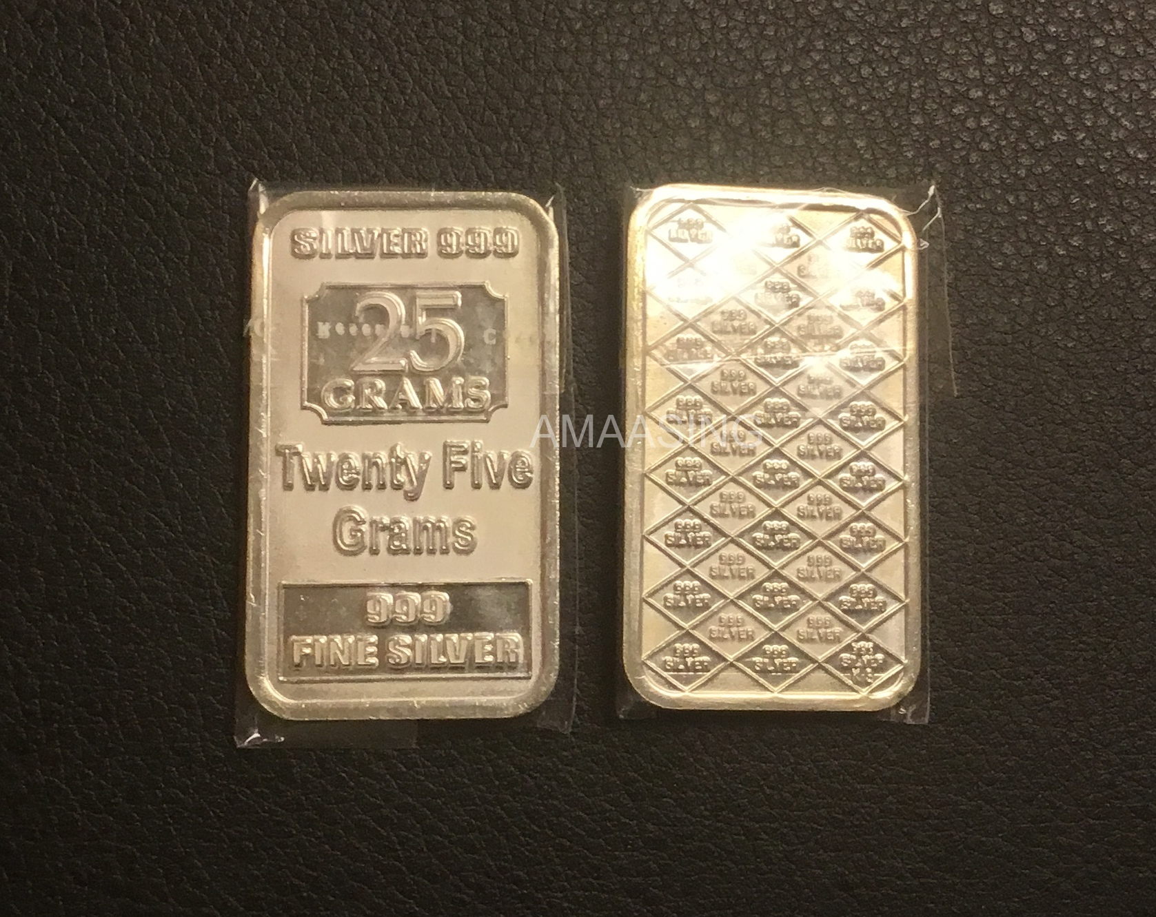 SSSD-Pure Silver Bar-25 Gms