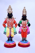 Pandurangan Ragumayi Pair 24 Inches  USA & CANADA