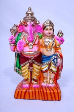 Ganesha  and Lord Subramaniya USA & CANADA