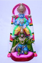 Hanumantha Vahanam 12inches USA & CANADA