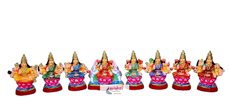 SNPD-Ashtalakshmi Set-7 Inches USA & CANADA