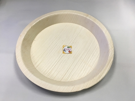 SEFU-Palm-Leaf Round Plate 7 Inches USA & CANADA