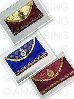 Assorted Executive colorful purse USA & CANADA