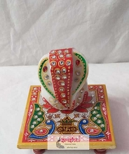 SRGC-Chowki Ganesha-Pack of 10 USA & CANADA
