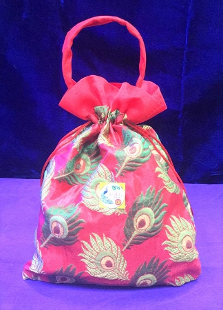 Potli Bags -005-Assorted Colours USA & CANADA