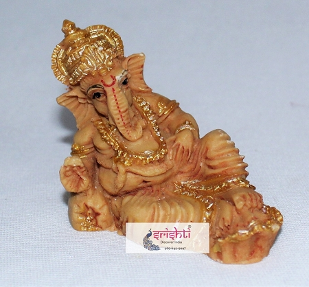 SMRG-Decorative Ganesha Idol-Pack of 10 USA & CANADA