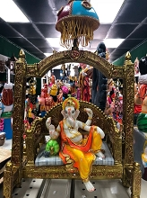 Swing Ganesha 1Ft USA & CANADA
