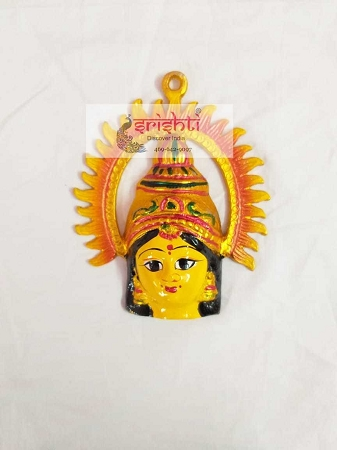 Varalakshmi Amman Face with Kreedam USA & CANADA