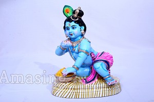 SNDP-Butter krishna-20 Inches-M01 (SNPK023)