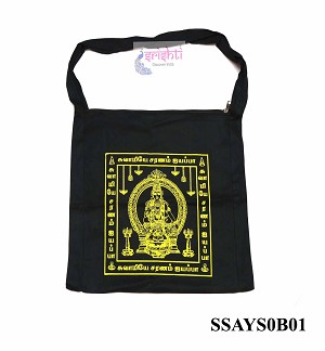 SAFC-Ayyappa Shoulder Bag-M01 (SSAYS0B01)