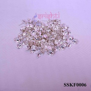 SSSD-Pure Silver Archana Flowers-Pack of 110-M05 (SSKF0006)