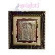 SSSD-Silver Lord Balaji Photo Frame-5.5 Inches (SGSU05)