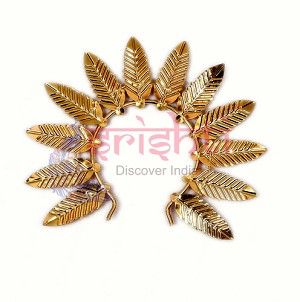 SMMC-Varalakshmi Decorative Crown Metal Gold Plated-M02 (SMGC022)