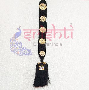 SRBA-Dance-Bridal Hair Extention-M05 (SBAR0043-D)
