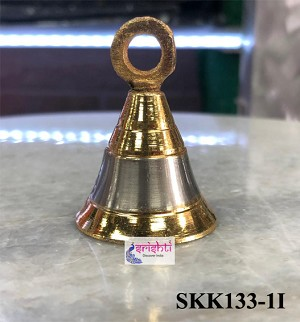 SKBU-Brass Door Bell-1 Inches (SKK133-1I)