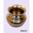 SKBU-Bronze Pot-6 Inches (SKK243)
