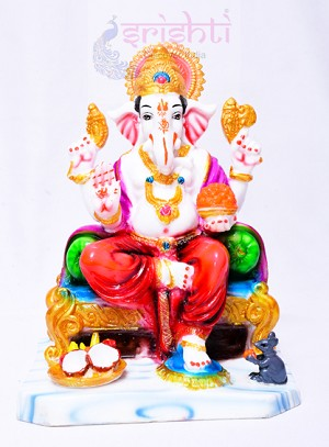 Ganesh 7 Inches-STC033