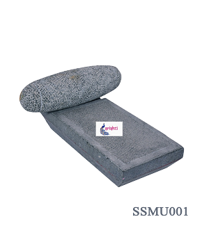 Spices Grinding Stone-SSMU001